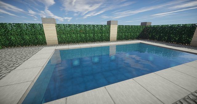 bazénová architektura