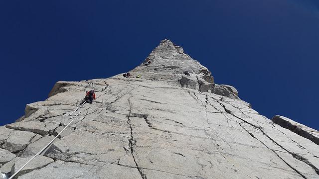 výšková horská túra
