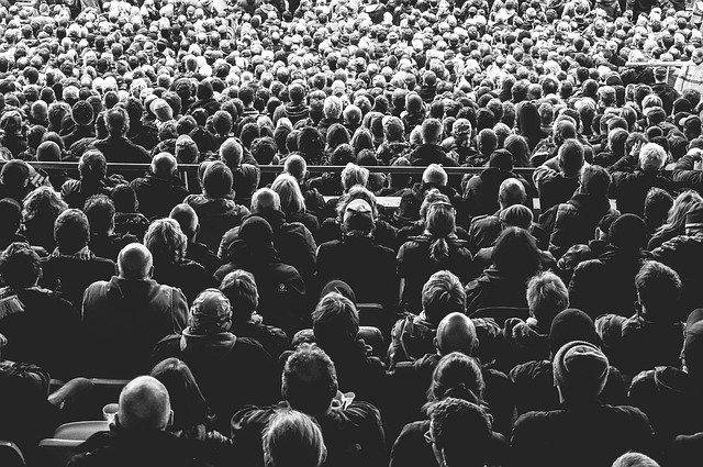 Publikum v kině